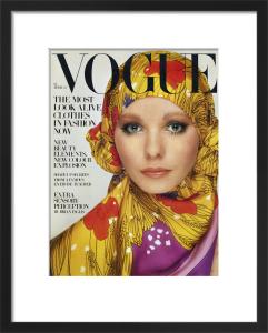 Vogue April 1969 by Barry Lategan