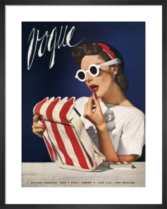Vogue August 1939 by Horst P. Horst