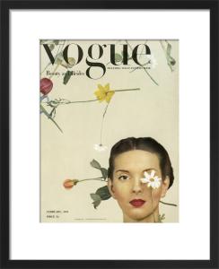 Vogue February 1945 by Gjon Mili