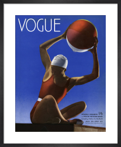 Vogue July 1932 by Edward Steichen