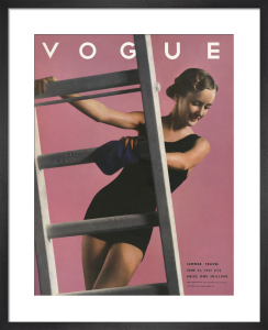 Vogue June 1937 by Anton Bruehl