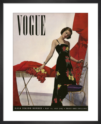 Vogue May 1937 by Cecil Beaton