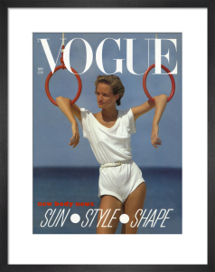 Vogue May 1983 by Patrick Demarchelier
