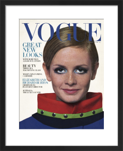 Vogue October 1967 by Ronald Traeger