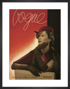 Vogue September 1933 by George Hoyningen-Huene