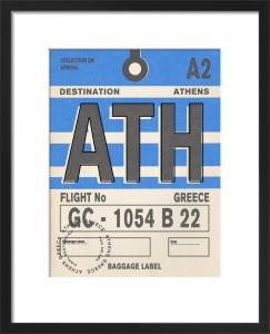 Destination - Athens by Nick Cranston