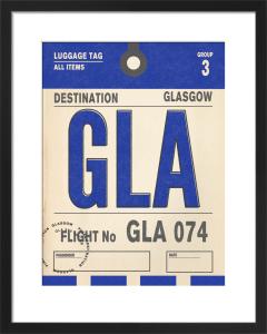 Destination - Glasgow by Nick Cranston