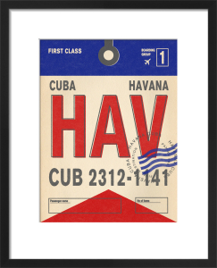 Destination - Havana by Nick Cranston