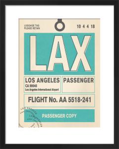 Destination - Los Angeles by Nick Cranston