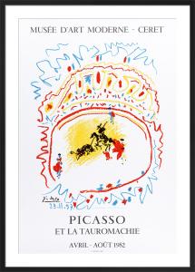 Picasso et la Tauromachie, 1982 by Pablo Picasso