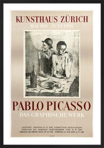 Kunsthaus Zurich, 1954 by Pablo Picasso