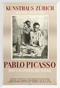 Kubsthaus Zurich by Pablo Picasso