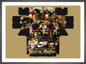 Nike Shoebox 01 by Jimi Crayon