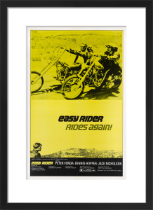 Easy Rider by Cinema Greats