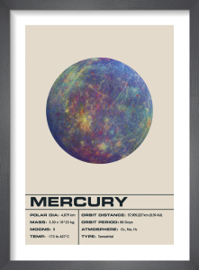 Mercury Light by Jeremy Harnell