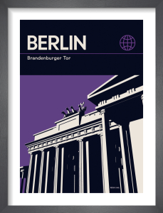 Berlin by Reign & Hail
