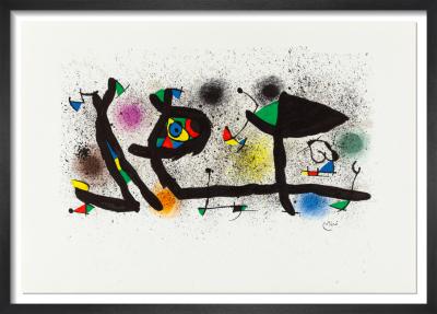 Sculpture, 1970 by Joan Miro