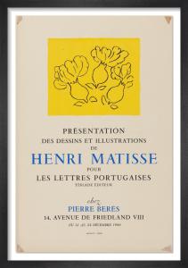 Maison de la Pensée Francaise, 1946 by Henri Matisse