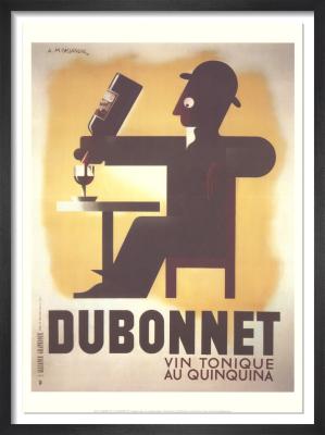 Dubonnet by A.M. Cassandre