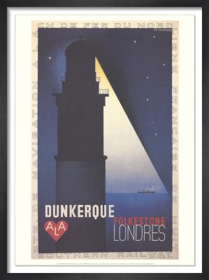 Dunkerque by A.M. Cassandre