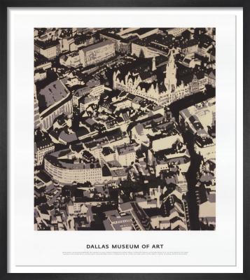 City Pictures, Munich by Gerhard Richter