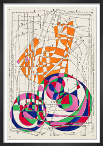 The Mesopotamian Maze No.2, 2017 by Hormazd Narielwalla