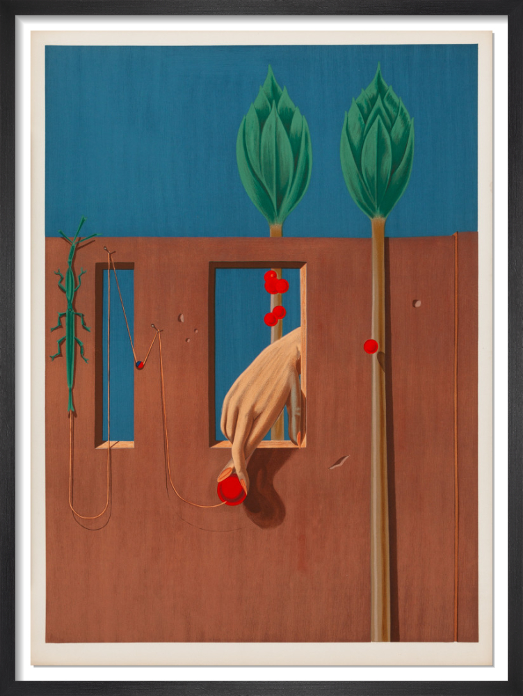 At The First Clear Word, 1970 by Max Ernst