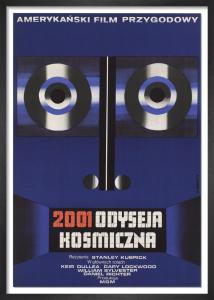 2001: A Space Odyssey / 2001 Odyseja Kosmiczna (1968) by Vintage Kubrick