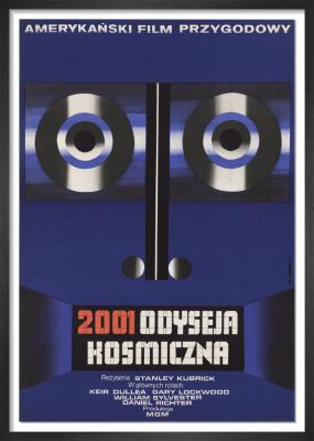 2001: A Space Odyssey / 2001: Odyseja Kosmiczna (1968) by Vintage Kubrick