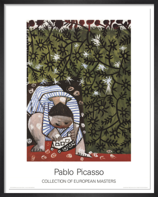 Enfant jouant by Pablo Picasso