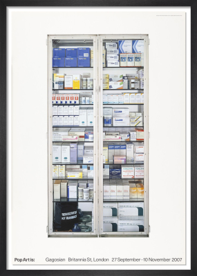 My Problem is You (2001) by Damien Hirst