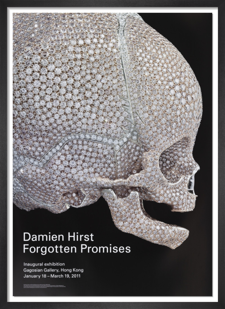 For Heaven's Sake (2008) by Damien Hirst