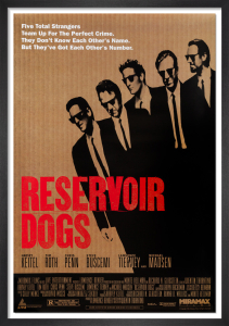Reservoir Dogs (1992) by John Sabel