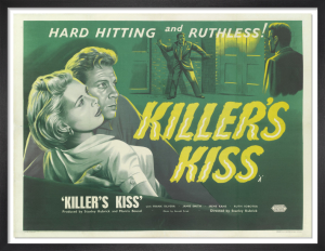 Killer's Kiss (1955) by Vintage Kubrick
