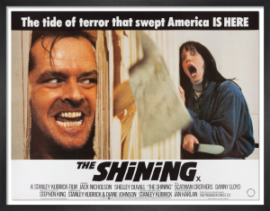 The Shining (1980) by Vintage Kubrick