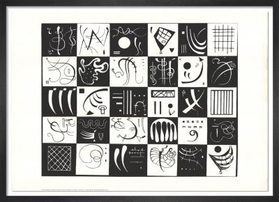 Thirty by Wassily Kandinsky