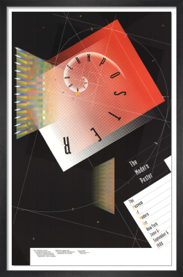 The Modern Poster (1988) by April Greiman