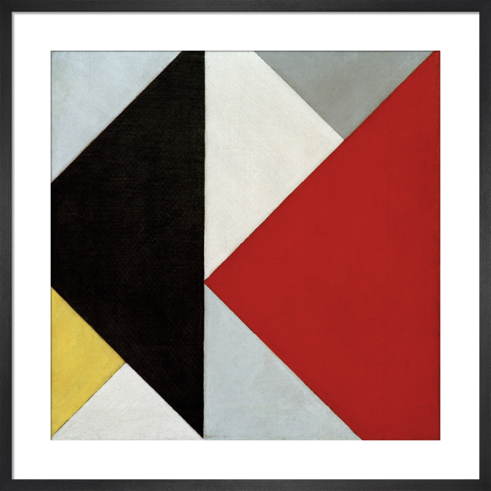 Contra-Compositie XIII by Theo van Doesburg