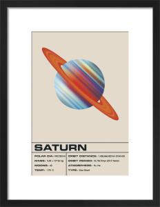 Saturn Light by Jeremy Harnell