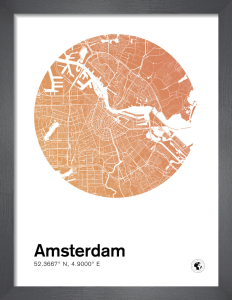 Amsterdam by MMC Maps