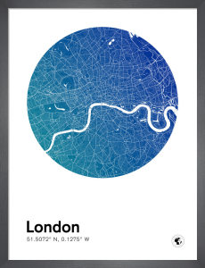 London by MMC Maps