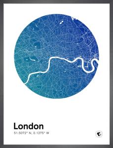 London by MMC Maps