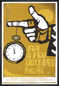 For A Few Dollars More (1966) by Jay Vollmar