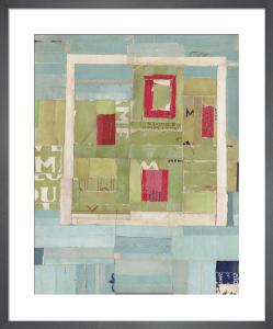 Square One, 2009 by Lisa Hochstein