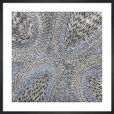 Turbulence by Janine Partington