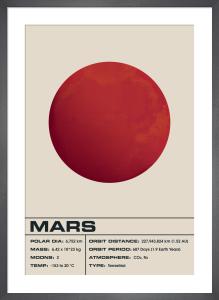 Mars Light by Jeremy Harnell