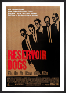Reservoir Dogs (1992) by John Sabel
