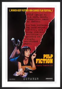 Pulp Fiction (1994) by Anonymous