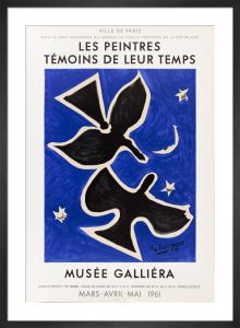 Les Peintres Témoins de leur Temps, 1961 by Georges Braque