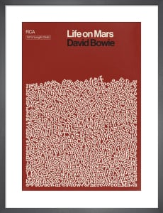 Life on Mars - David Bowie by Reign & Hail